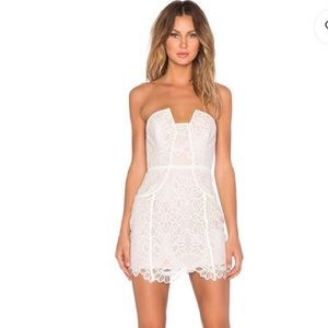 Lovers + Friends Part Time Lover Mini Dress